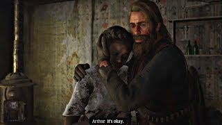 Red Dead Redemption 2 - Saving Tilly With Susan Mission (RDR2 2018) PS4 Pro