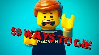 50 Ways To Die In Lego!