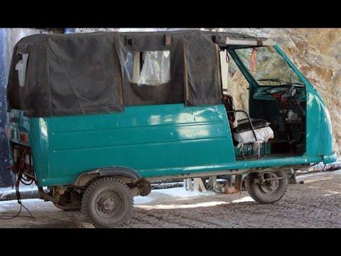 बैटरी रिक्शा...