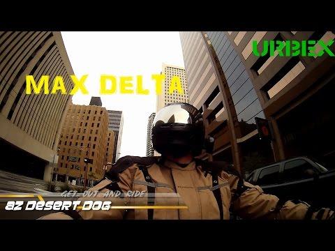 URBEX Max Delta Mine - Phoenix - Arizona - Suzuki V Strom 1000 DL1000