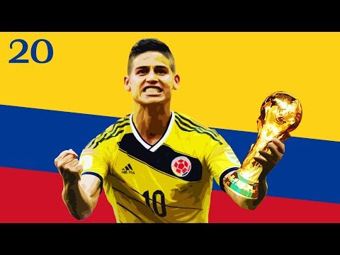 🇨🇴 Can Colombia win the 2018 World Cup ?