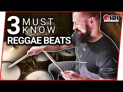 3 Reggae Drum Beats Every Drummer Should Know Reggae Drums