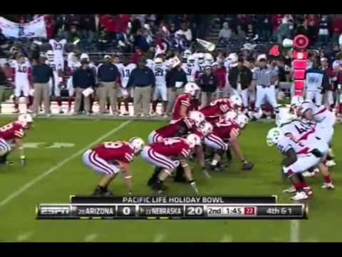 2009 Holiday Bowl - Nebraska vs Arizona