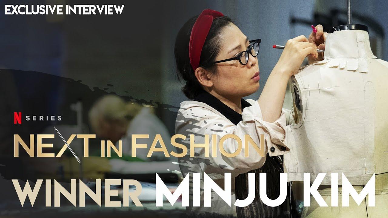 Minju Kim Winner Of Next In Fashion Wows Fashion World Youtube
