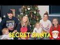 SECRET SANTA! DAY 4 - 12 DAYS OF CHRISTMAS!! 🎄