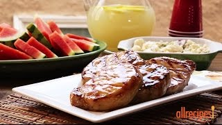 Grilling Recipes - How To Make Grilled Pork Chops