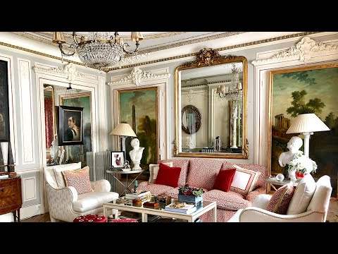At Home in Paris with Timothy Corrigan