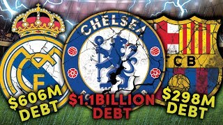 10 Clubs That Are Secretly BROKE!