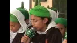 Arabic Naat - Ya Shafi ul Wara Salam - DawateIslami Madani Munna