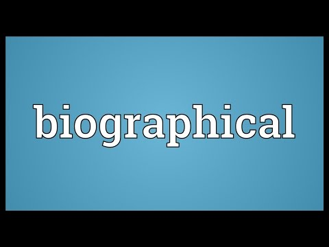 Download Youtube: Biographical Meaning