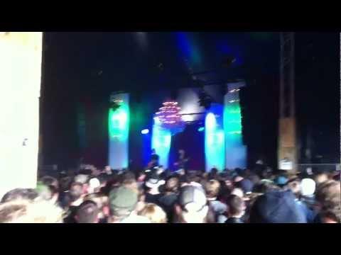 Anti-Flag - One Thrillion Dollars (Acoustic session, Live @ Groezrock 2012)