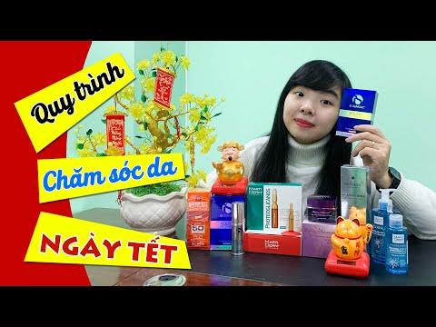 quy trình chăm sóc da tại Kemtrinam.vn