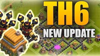 Clash of Clans Town Hall 6 Defense (CoC TH6) BEST WAR Base Layout Defense Strategy