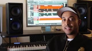 Chaka Blackmon on the PreSonus Eris E66 MTM Monitors