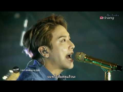 [THAISUB] CNBLUE - 1'm Live (Cinderella, Stay Sober, You're So Fine, Between Us, Young Forever)