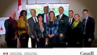 De nouvelles initiatives importantes pour promouvoir l'immigration francophone au Canada