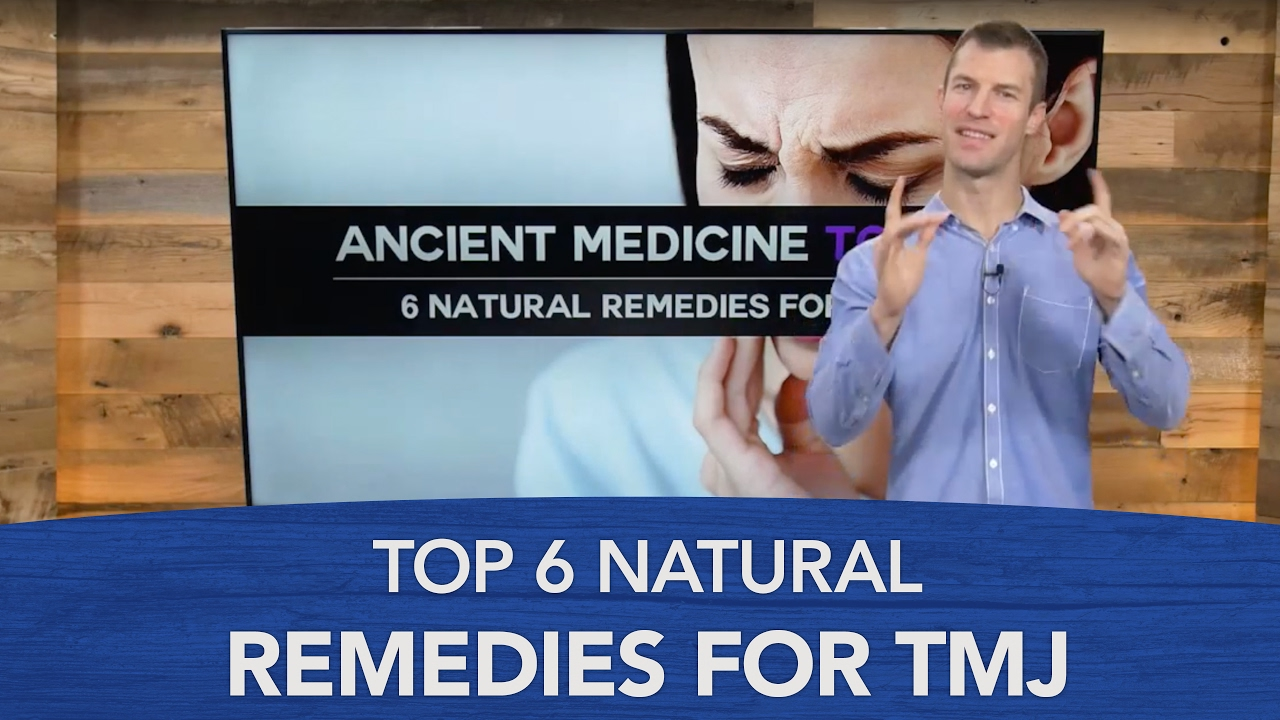 Top 6 Natural Remedies For Tmj Youtube