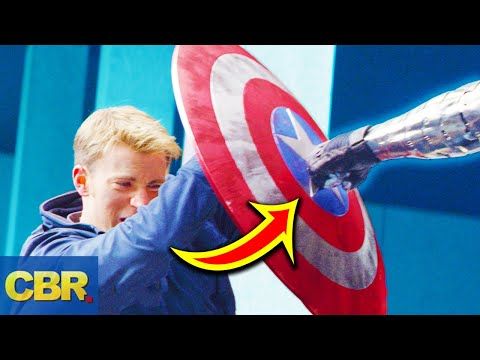 10 Ways Captain America's Shield Bends The Laws Of Science