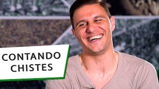 Contando chistes | Joaquín Sánchez