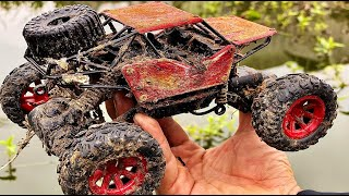 Off-road RC vehicle restoration | Mini speed off terrain vehicle restore