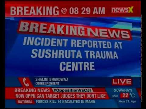 Doctors operate on leg instead of head; incident reported at Sushruta Trauma Centre