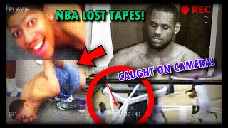 FOUND FOOTAGE NBA Players Wanted to Remain a SECRET!
