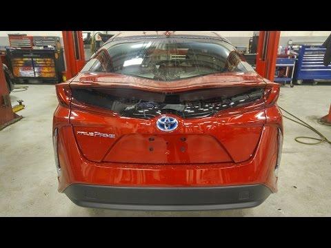 17 Prius Prime Hybrid Over Under View