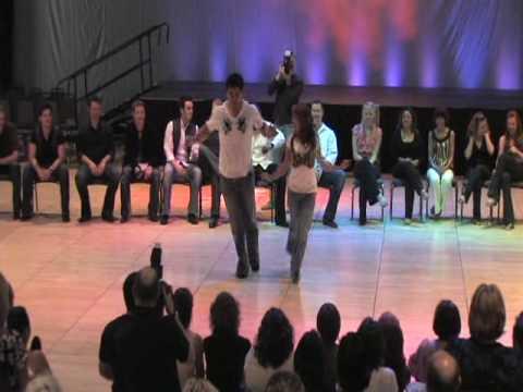 Reno Dance Sensation 2009 - Arjay & Patty - Champions Jack ...