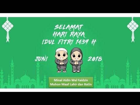 Gema Takbir Idul Fitri 2019 (1440 H) (6 Jam Nonstop)