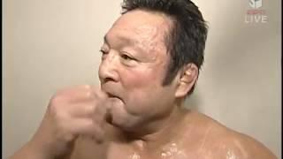 BML - Don Arakawa & Osamu Kido Post-Match
