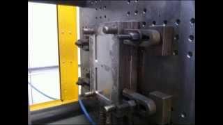 Fabricacion Inyeccion Molde Plastico NESU tiradores para mueble video clip