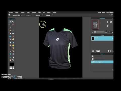 using Pixlr - make image aspect ratio 4:3 #2