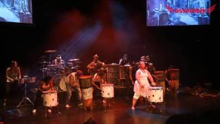 Drum Struck! - Assembly (Edinburgh Festival 2013)