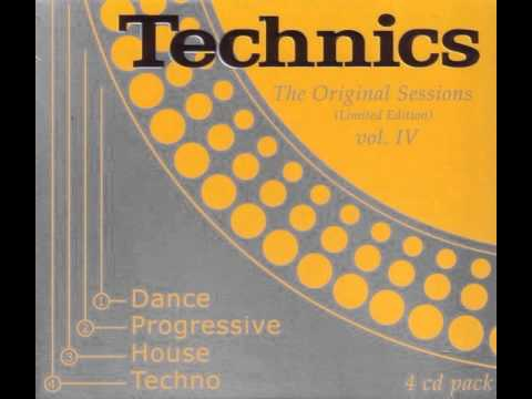 TECHNICS VOL 4 Session Dance
