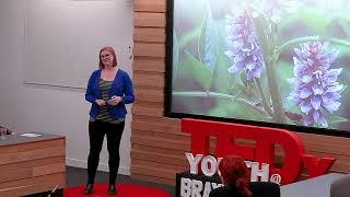 We're doomed! Wash your hands. | Megan Mortimer | TEDxYouth@BrayfordPool