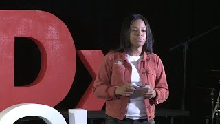 Building Stone Upon Stone - Power of Community in Entrepreneurship | Goldie Harrison | TEDxSingSing