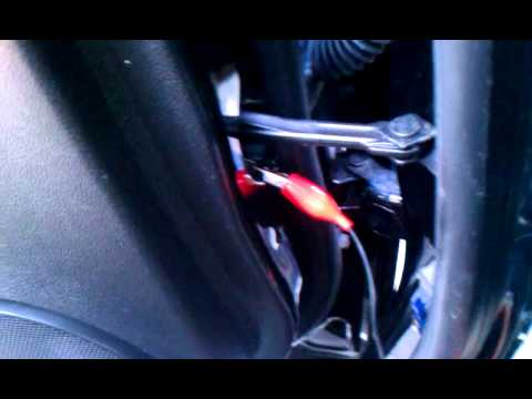 howe to locate speaker wires on a 2012 chevy cruze