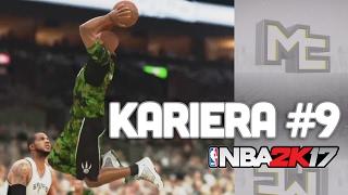 NBA 2K17 | KARIERA #9 | Kobe Bryant nie ma serca