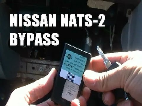 fuse box on 1999 cadillac deville nuts about nats2 nissan nats 2 bypass youtube  nuts about nats2 nissan nats 2 bypass youtube