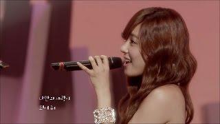 【TVPP】Tiffany(SNSD) - A Girl meets Love (with K.will), 소녀, 사랑을 만나다 @ Show Music Core Live