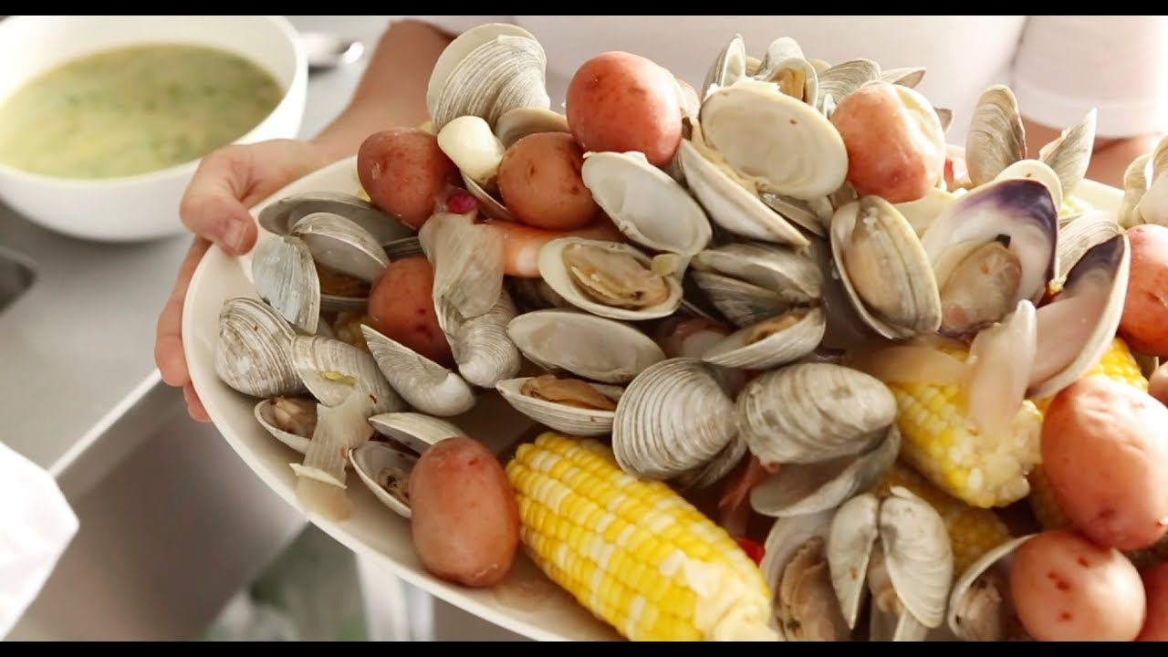 One-Pot Clambake | Everyday Food with Sarah Carey - YouTube