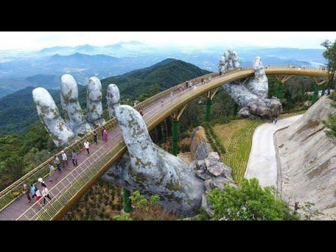 China Technology Super Shocking Technologies   China is the father of the world bridge Technology