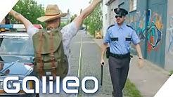 Warum haben amerikanische Polizeiautos rotes Licht? | Galileo | ProSieben