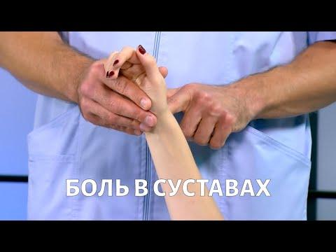 Доктор ОРОС. Боль в суставах. Артроз