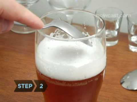 How to Pour a Black & Tan