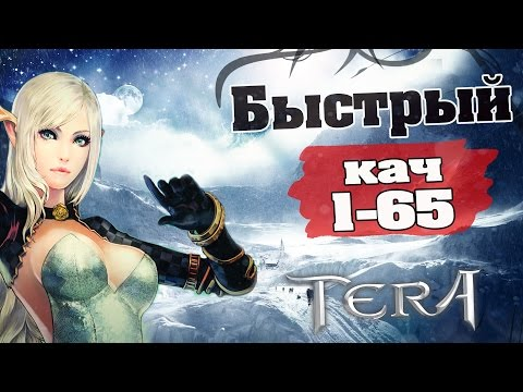 TERA Online (RU) - Быстрый кач 1-65 за 15-25 часов (от канала Нимихо)
