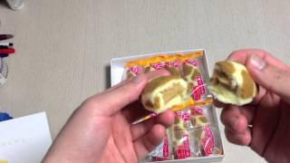 도쿄 바나나 먹방 / Tokyo Banana Review / 東京バナナ