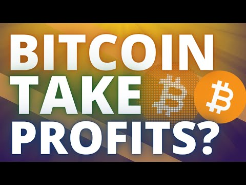 BITCOIN AND CRYPTOS ARE DUMPING!! TAKE PROFITS NOW?? Cryptocurrency Trading & Analysis 2021