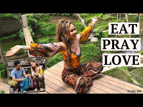 BALI DAY 2- EAT PRAY LOVE & HEALING In UBUD ♥️