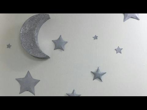 زينة رمضان هلال ونجوم Youtube